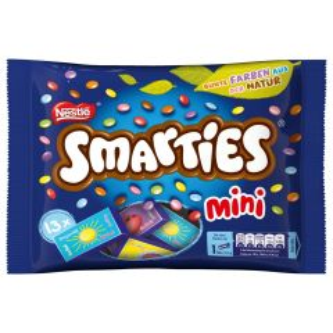 Nestlé Smarties Mini, 13 Stück, 187g
