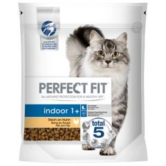 Perfect Fit Indoor 1+ Reich an Huhn, 750g