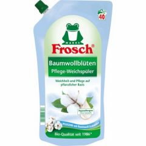Frosch Baumwollblüten Weichspüler, 1l