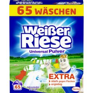 Weißer Riese Universal Pulver, 65WL 3,575kg
