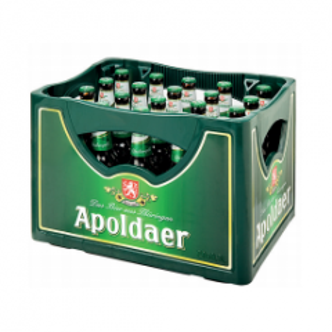 Apoldaer Glocken Pils, 20x 0,5l