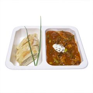 Kesselgulaschsuppe mit Gemüsepaprika