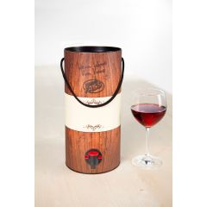 Rosso Primitivo Rotwein, 3 Liter